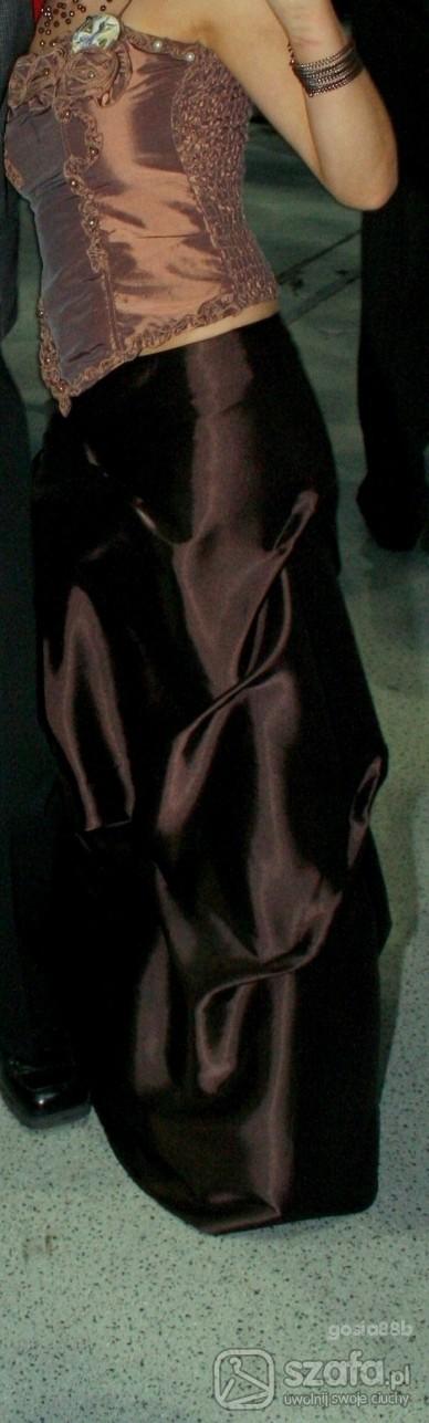 Eleganckie suknia