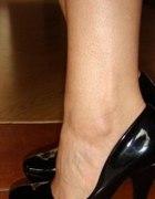 Seksowne czarne szpilki!!!