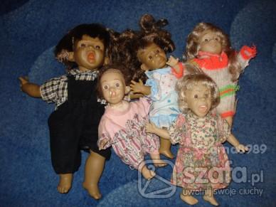 Zabawki zestaw swietnych lalek