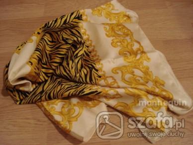 Chusty i apaszki Złoty tygrys