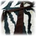 krawat z nowymi broszkami