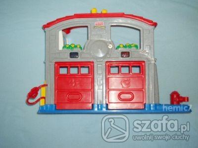 Zabawki STRAZ POZARNA LITTLE PEOPLE GRATIS P