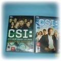 Dwie gry PC CSI