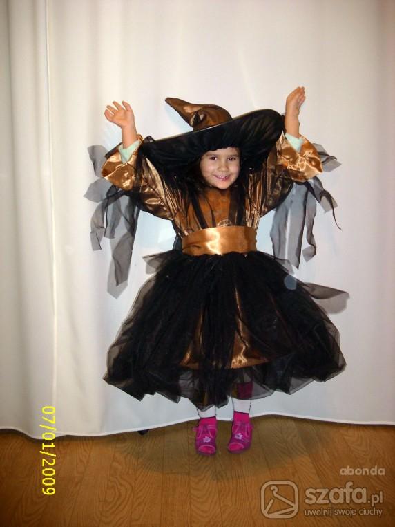 Na specjalne okazje Przebranie czarownicy