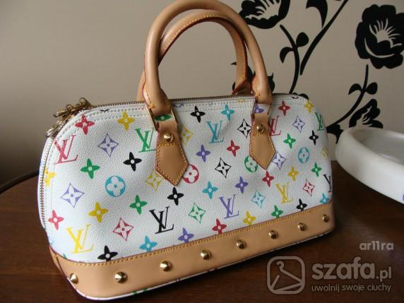 b6f9e080d4bf5 LOUIS VUITTON torebka torba LV multicolor w Torebki na co dzień ...