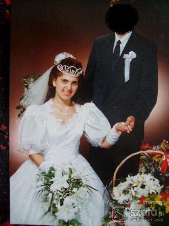 Na specjalne okazje Suknia ślubna 15 lat temu