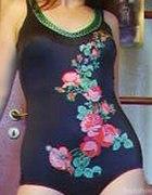 strój kąpielowy pin up