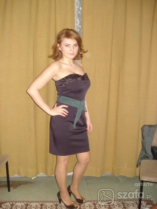 Na specjalne okazje sukienka tuba rinascimento