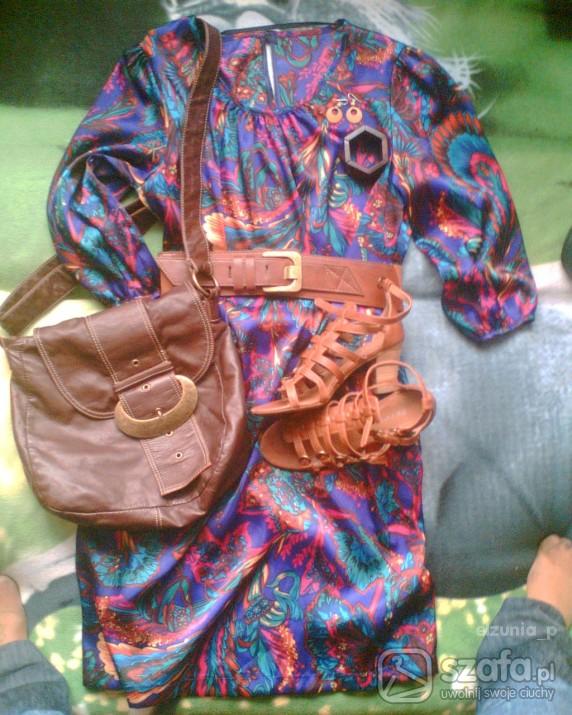 Mój styl hippie