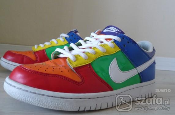 the latest ba8d2 acf53 Nike dunk kolorowe
