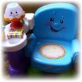 krzesełko edukacyjne Fisher Price