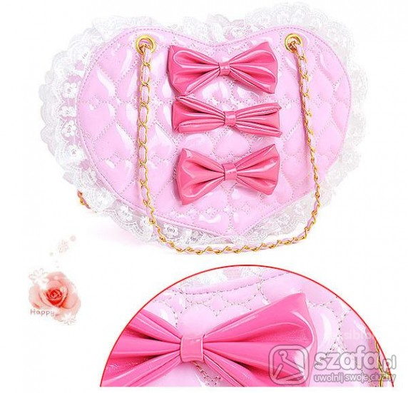 LOLITA Sweet Princess slodziutka rozowana pikowana