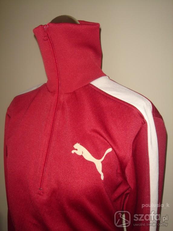 Puma Edition czerwona logo zamek 38 40