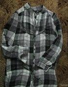 Koszula tunika krata