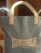 błekitna torba lonsdale
