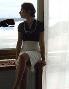 dziewczyna marynarza