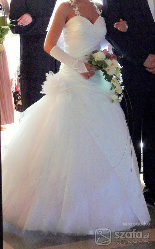 Na specjalne okazje moja ślubna kreacja