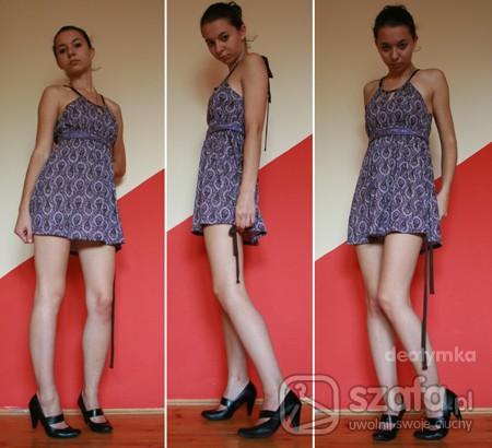 Imprezowe sukieneczka