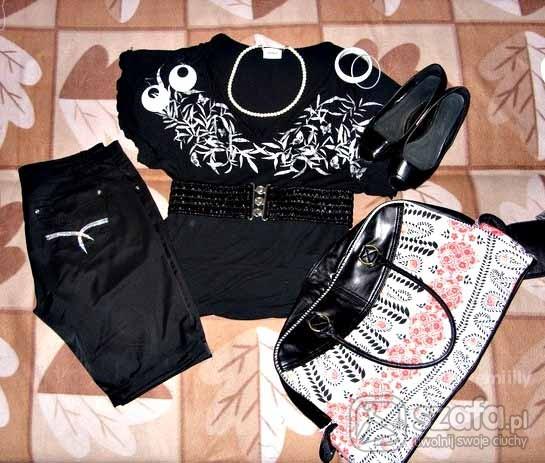 Mój styl Czarna Mamba