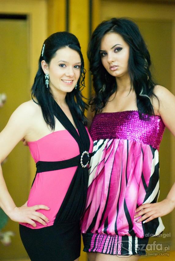 Imprezowe tuniczka i sukienka