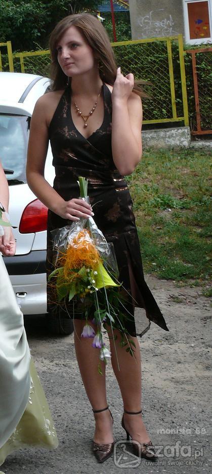 Na specjalne okazje Sukienka na wesele