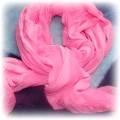 rozowa apaszka szal