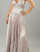 Suknia srebrna...