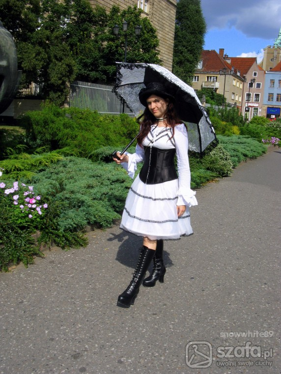 Mój styl Lolita Fashion