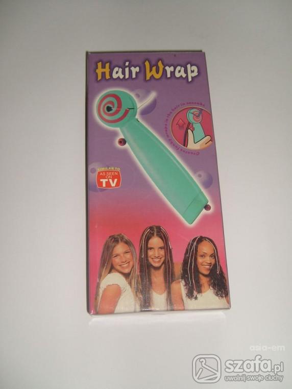 Pozostałe maszyna Hair Wrap