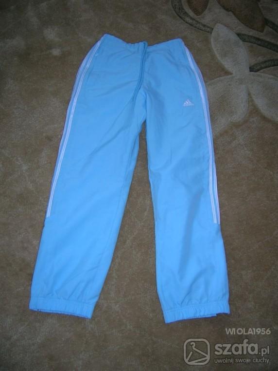 Sportowe spodnie Adidas rozmiar 140
