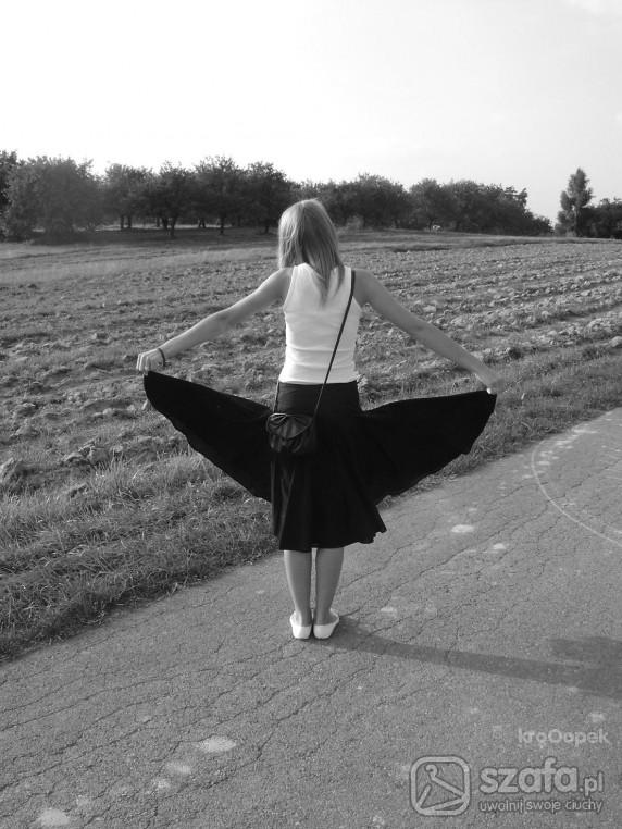 Mój styl niedzielny spacerek