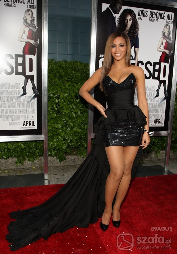 Sexi Kocham Sukienka Balmain Beyonce