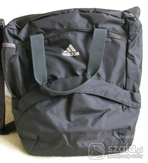 9449e25cc13d4 ADIDAS super torebka torba do szkoły na fitness w Torebki na co ...