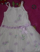 Wyjściowa sukienka na 3 latka