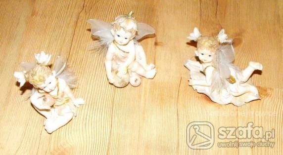 Pozostałe 3 aniołki