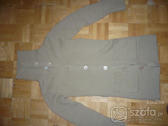 długi sweter jak tunika na zime s m