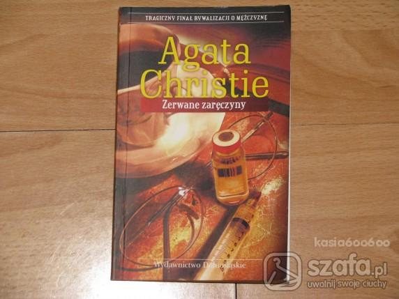 Pozostałe Agata Christie ZERWANE ZARĘCZYNY