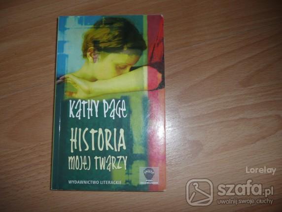 Pozostałe Książka powieść obyczajowa Historia mojej twarzy