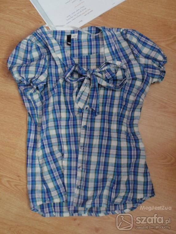 koszula z kokarda h end em r40