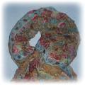 Śliczna apaszka kolorowa
