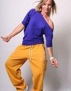 spodnie dresowe hip hop