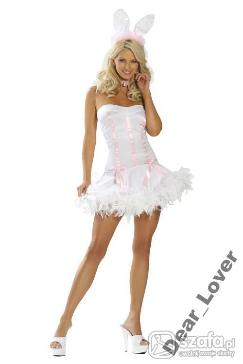 Sexi Kroliczek sukienka