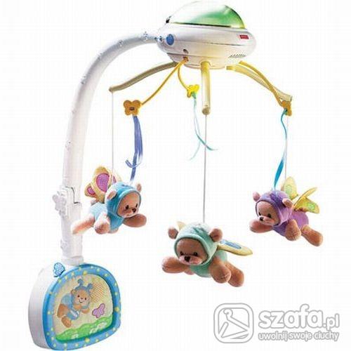 Zabawki KARUZELA FISHER PRICE