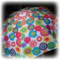parasol z kwiatkami