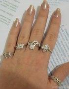 moje pierścionki
