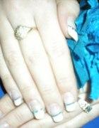 Żelowe niebieskie
