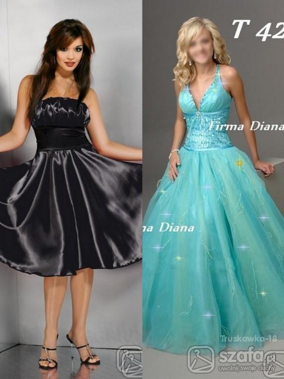 Na specjalne okazje Która sukienka lepsza na studniówke