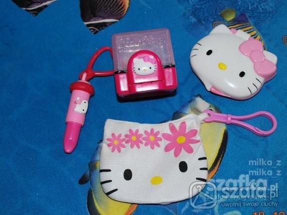 Zabawki Hallo Kitty