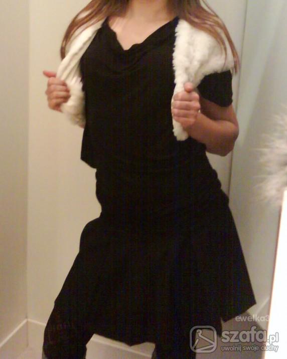 Imprezowe czarny strój