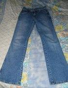 klasyczne jeansy wrangler